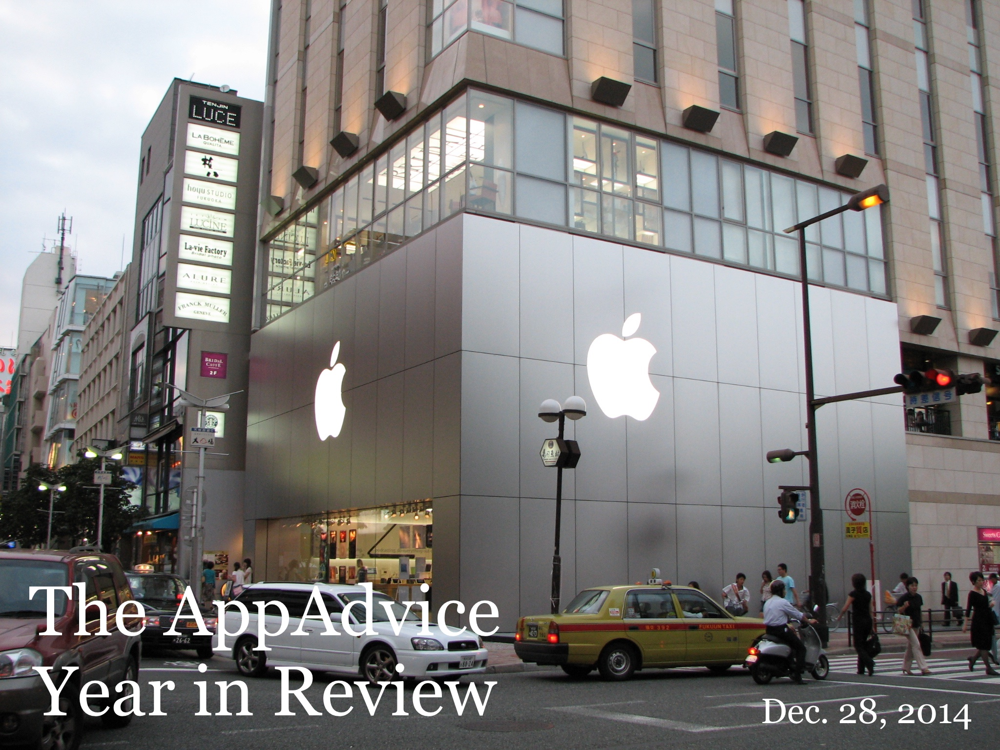 The top 10 Apple stories of 2014 include the Apple Watch, 'Bendgate,' Beats and more