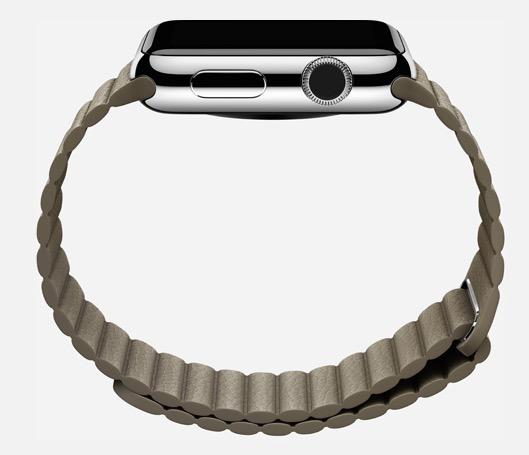 Stone Leather Loop
