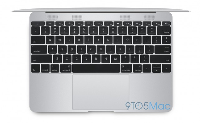Apple's rumored 12-inch MacBook Air.