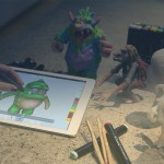 Autodesk's 123D Creature character creation app evolves into 123D Sculpt+