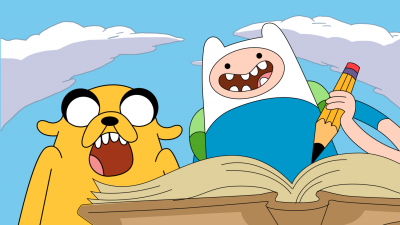 Cartoon Network's new iOS app lets you create your own 'Adventure Time' games