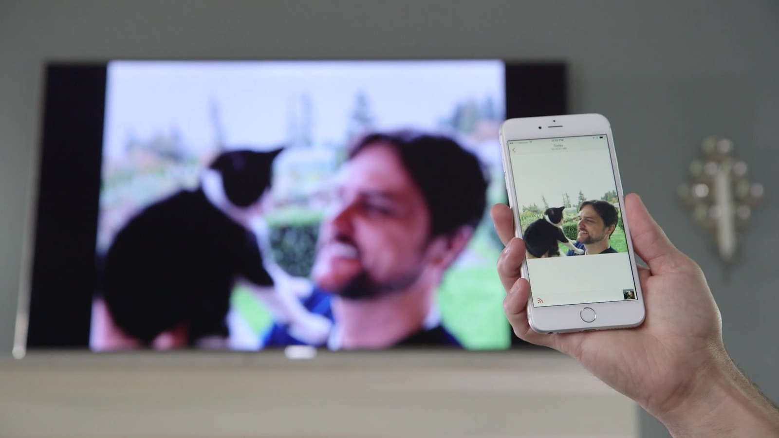 AllCast lets you cast content from your iOS device to Apple TV, Chromecast and more