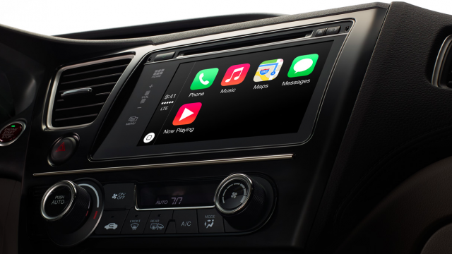Kenwood and Pioneer unveil new in-dash receivers driven by Apple's CarPlay