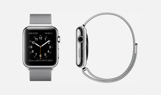 Apple Watch coming to Europe sooner than previously advertised