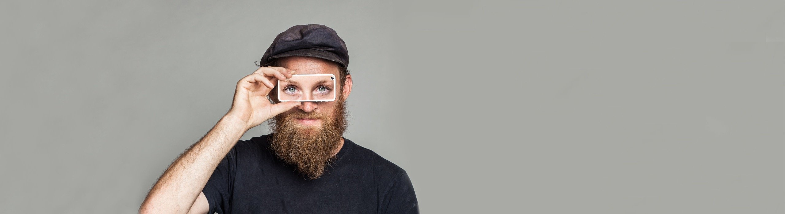 The wonderful Be My Eyes app for iOS lets you lend your eyes to the blind
