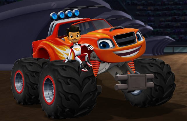 Nickelodeon launches new iOS app based on 'Blaze and the Monster Machines'
