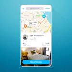 Booking.com wants you to book hotels right now with its updated iOS app