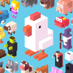 Crossy Road updated with Fortune Chicken and other Chinese New Year characters