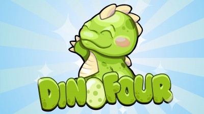 Reunite adorable dinos with their lost eggs in Dinofour, a retro platforming adventure coming June 2015