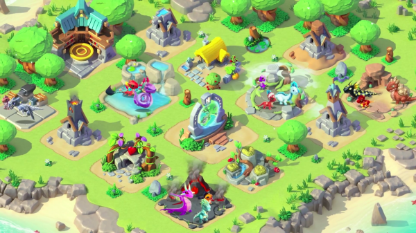 Gameloft breathes new life to dragon breeding and battling with Dragon Mania Legends
