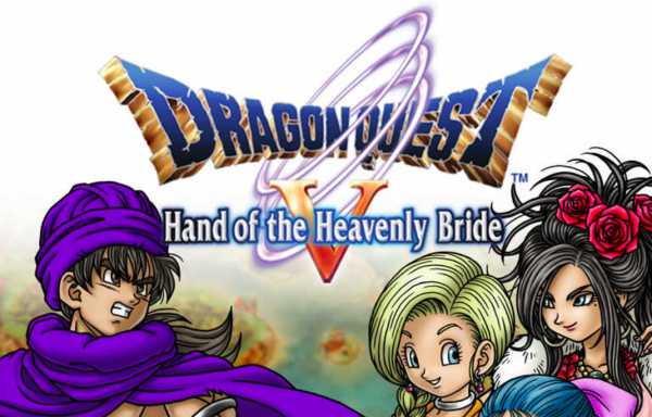 Square Enix releases iOS port of Dragon Quest V: Hand of the Heavenly Bride