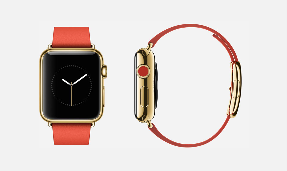 Apple's Watch Edition is not made from 'new gold' after all