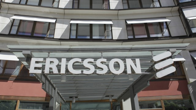 Ericsson files complaint in response to Apple's lawsuit over its LTE technology patents