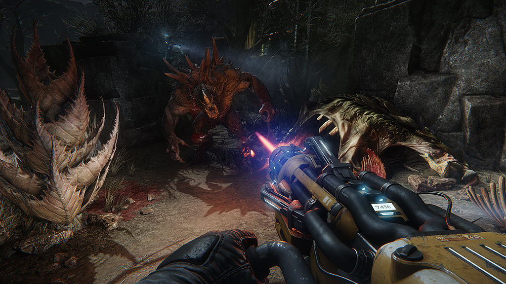 Evolve: Hunters Quest is your key to unlocking perks in 2K's upcoming Evolve shooter