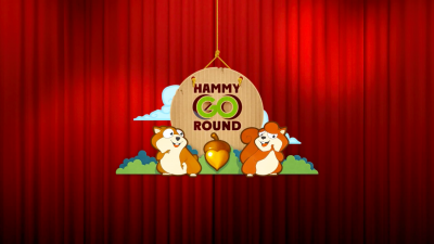 Happymagenta's Hammy Go Round invents the hamster wheel of platform gaming