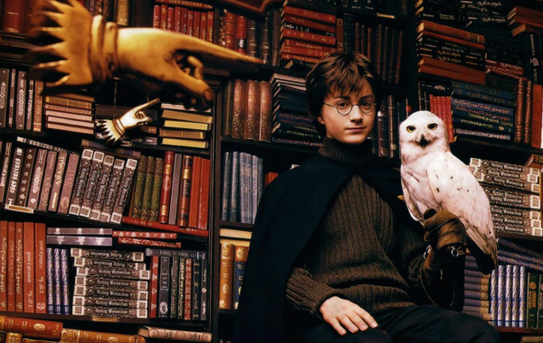 J.K. Rowling's Harry Potter books have magically appeared on Oyster's e-reading service