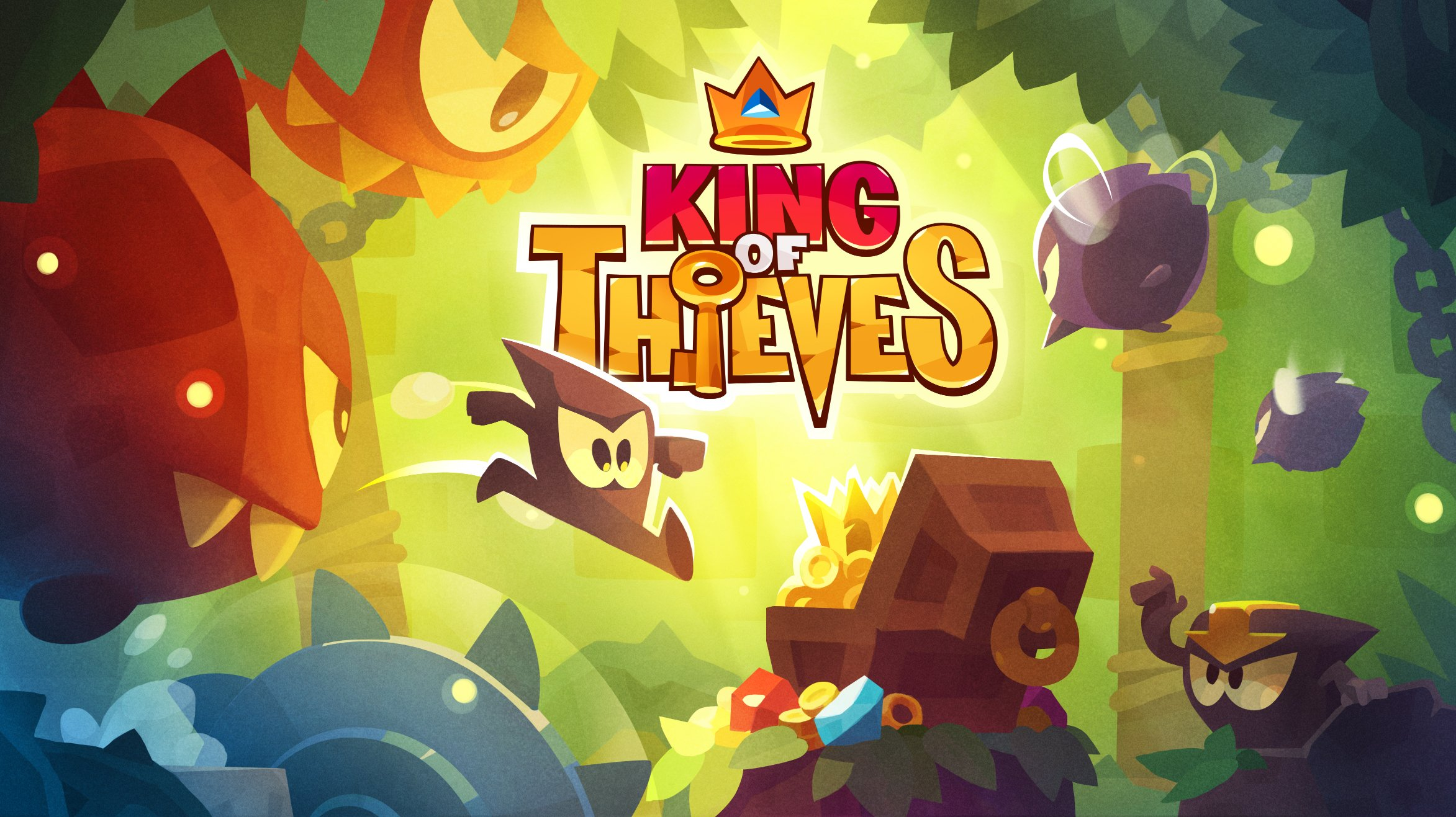 Cut the Rope creator ZeptoLab unveils its brand new game, King of Thieves
