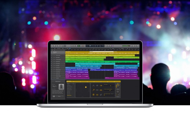 Apple shines the spotlight on EDM and hip-hop with Logic Pro X 10.1