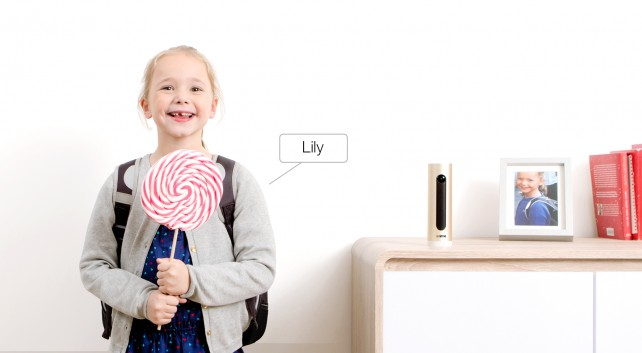 Welcome Netatmo's latest product, a camera that recognizes your loved ones