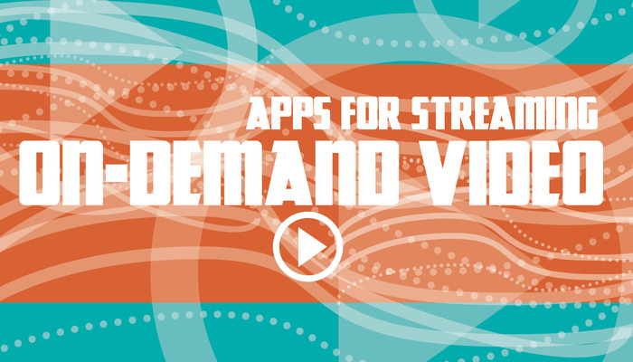 Get the best in streaming video with these apps on your iPad