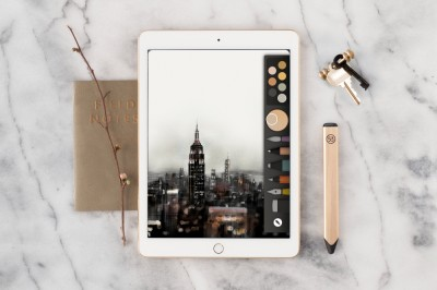 Paper by FiftyThree makes starting new projects easier with templates