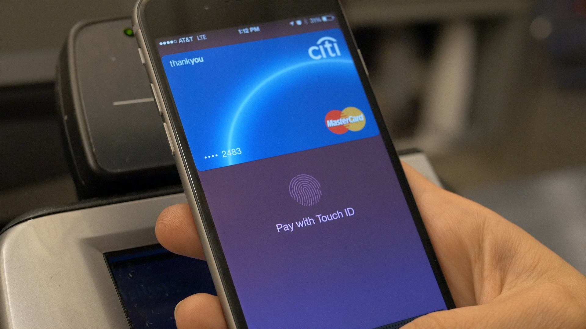 Apple Pay joins the PGA tour in 2015