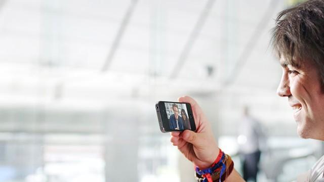 Skype updates iPhone app for quicker calling, starts prerelease program for iOS