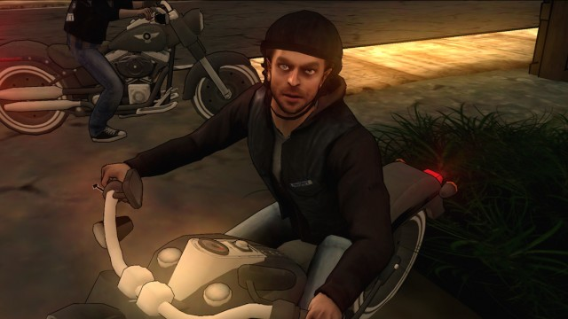 You're in for a wild ride in the Telltale-like official iOS game of 'Sons of Anarchy'