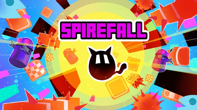 You'll definitely fall for the new spiral arcade platformer game Spirefall