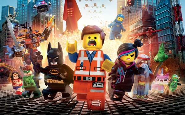 From brick flick to iOS game: Official video game of 'The Lego Movie' out now on the App Store