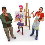 Electronic Arts unveils official companion gallery app of The Sims 4 for iOS