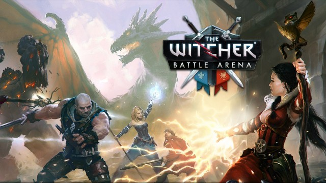 Multiplayer online battle arena game set in fantasy world of The Witcher out now on iOS