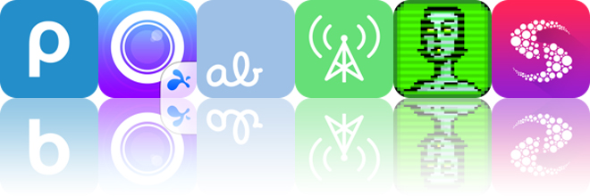 Today's apps gone free: Path Input, Splashtop CamCam, Cursive Writing and more