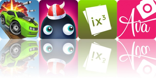 Today's apps gone free: Table Top Racing, Words With Monsters, xSolve and more