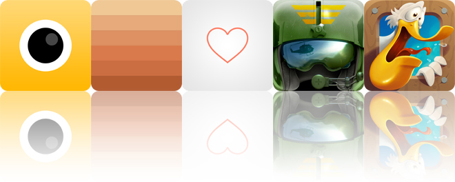 Today's apps gone free: Analog Film, Dayflow, Hearts and more