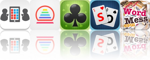 Today's apps gone free: Game For Two, Alayer, Pocket FreeCell and more