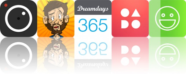 Today's apps gone free: ProCam 2, The Great Fusion, Dreamdays HD and more