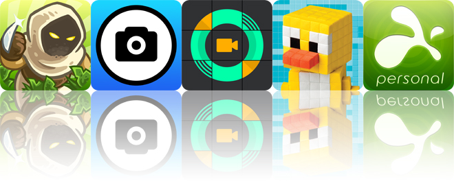 Today's apps gone free: Kingdom Rush Frontiers, Smart PDF Scanner, Gridplay and more
