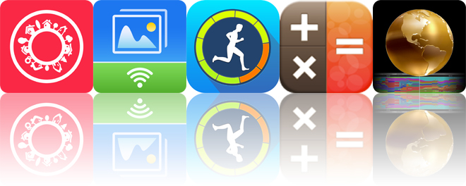 Today's apps gone free: Living Planet, Simple Transfer Pro, Today Counts and more