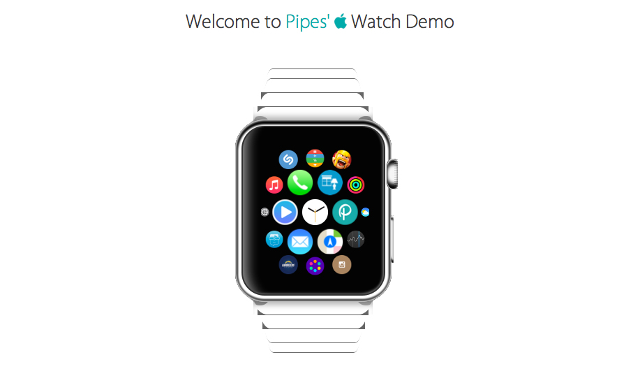 If you can't wait for the Apple Watch, try out this interactive demo