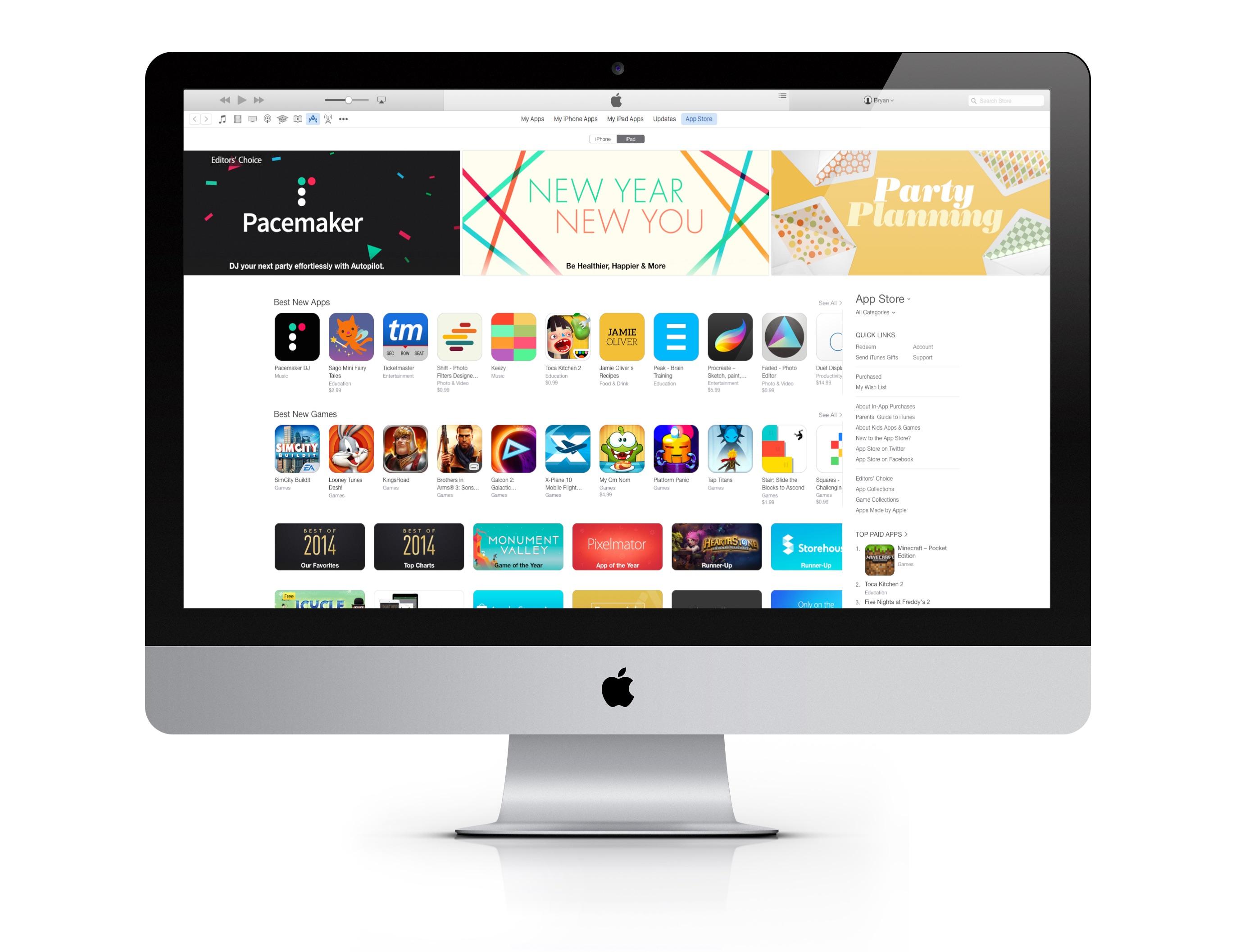 Apple announces impressive App Store numbers