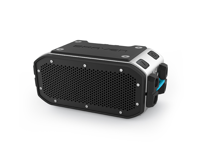 CES 2015: Braven's BRV-PRO is a modular Bluetooth speaker made for the outdoors