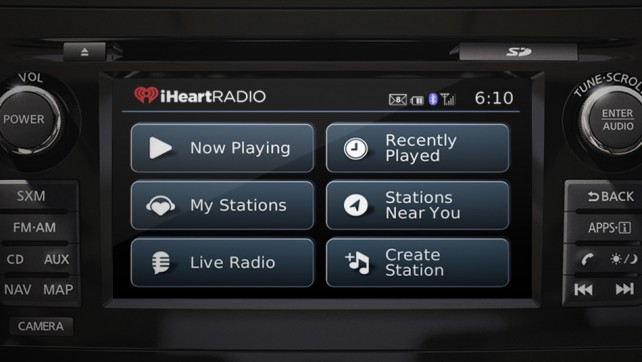 Don't have CarPlay for audio? Check out the new version of iHeartRadio for Auto