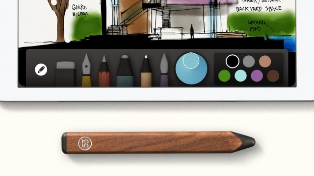 Apple rumored to launch optional stylus with 'iPad Pro'