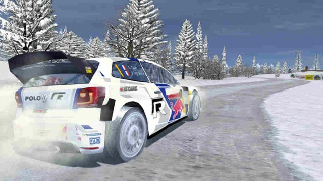 Official iOS game of FIA World Rally Championship out now on the App Store