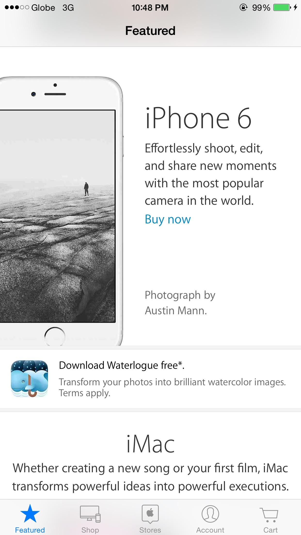 Download Waterlogue free.