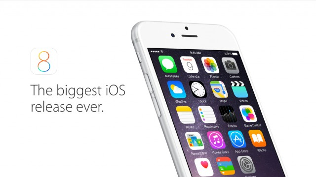 After the holiday season, iOS 8 adoption rises to just 69 percent