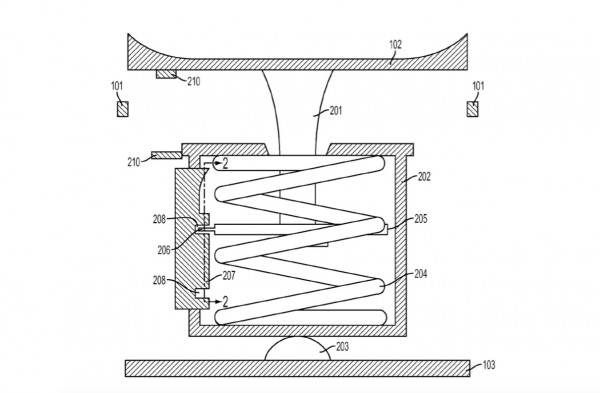 Game on? Apple patent details an awesome iPhone home button with a built-in joystick