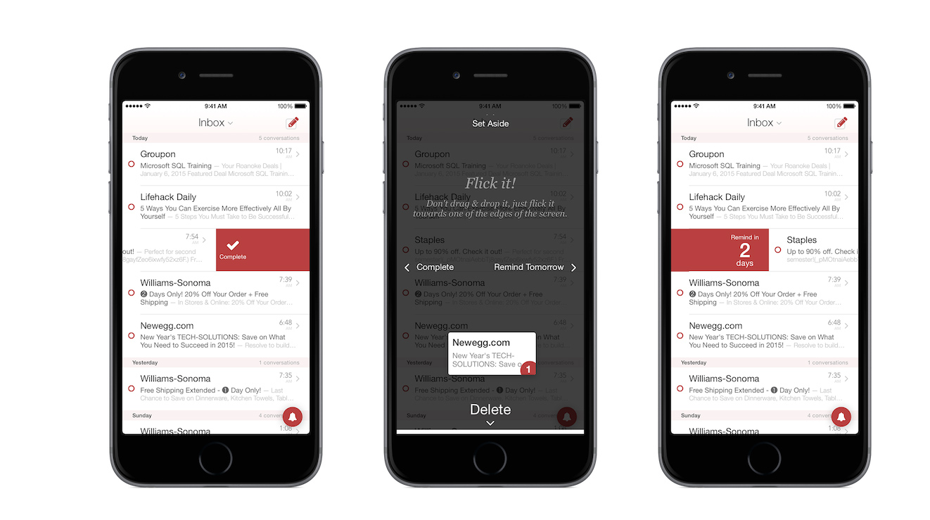 Powerful email client Mail Pilot 2 will arrive on the App Store next week