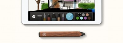FiftyThree's Pencil stylus is now available through Apple